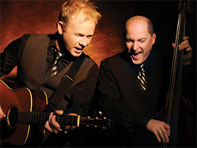Dailey and Vincent in Branson, MO