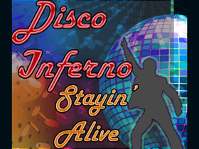 Disco Inferno Stayin' Alive in Branson, MO