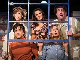 Friends! The Musical Parody in Branson, MO