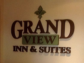Grand View Inn and Suites in Branson, MO