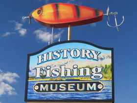 History of Fishing Museum in Branson, MO
