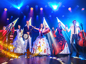 Johnson Strings Family Music and Vocal Show in Branson, MO