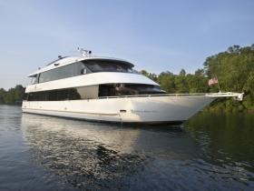 Main Street Lake Cruises Landing Princess in Branson, MO