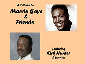 Marvin Gaye & Friends in Branson, MO