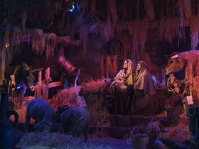 Miracle of Christmas Behind the Scenes Tour in Branson, MO