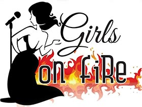 Nedgra Culp and Girls On Fire in Branson, MO