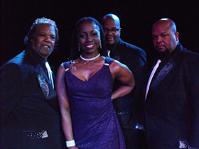 Golden Sounds of The Platters in Branson, MO
