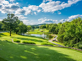 Pointe Royale Golf Course in Branson, MO