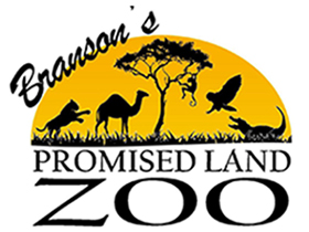 Branson's Promised Land Zoo in Branson, MO