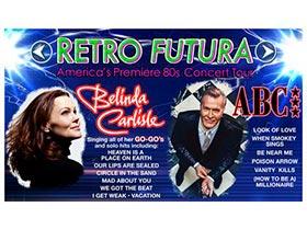 Retro Futura Tour starring Belinda Carlisle, ABC, and Modern English in Branson, MO
