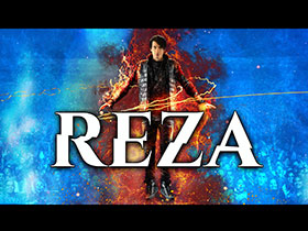 Reza Edge of Illusion in Branson, MO