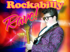 Rockabilly Rave! in Branson, MO