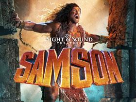 Samson in Branson, MO