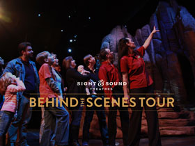 Samson Behind the Scenes Tour in Branson, MO
