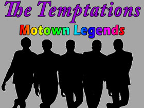 The Temptations Motown Legends in Branson, MO