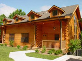 Thousand Hills Cabins in Branson, MO