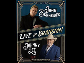 Mickey Gilley & Johnny Lee - The Urban Cowboy Reunion in Branson, MO