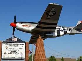 Veterans Memorial Museum in Branson, MO