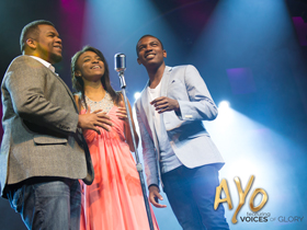 AYO starring Voices of Glory in Branson, MO