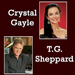 Crystal Gayle & T.G. Sheppard in Branson, MO