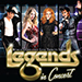 Legends in Concert in Branson, MO