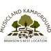 Musicland Kampground in Branson, MO
