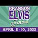 Ultimate Elvis Tribute Contest in Branson, MO