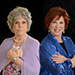 Vicki Lawrence and Mama in Branson, MO