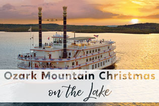 Ozark Mountain Christmas on the Lake