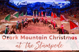 Ozark Mountain Christmas at Stampede