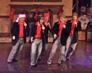 Hughes Brothers Christmas Getaway