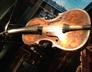 Titanic Special: Wallace Hartley Violin