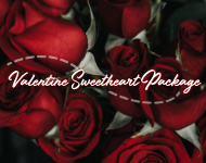 Valentine's Sweetheart Package