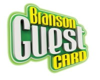 1 Branson Guest Card