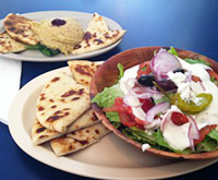 $25 Dining Certificate to Greek Gyros & Deli Dining Certificate