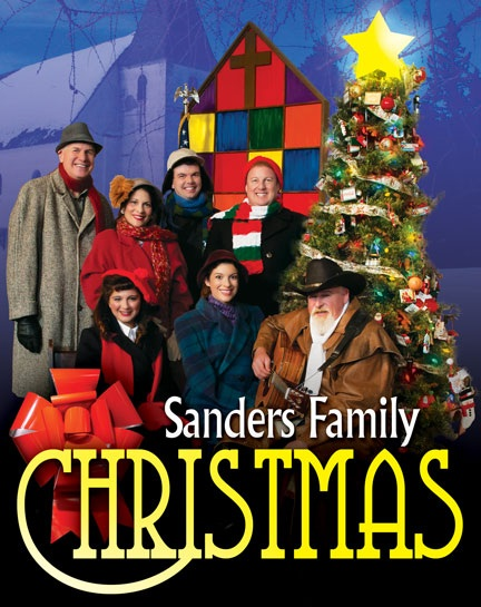 Sanders Family Christmas - Branson, MO