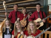 The Petersen Family Bluegrass Band, Branson MO Shows (2)
