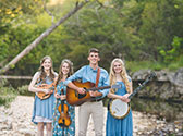 Bluegrass & Gospel with the Petersens