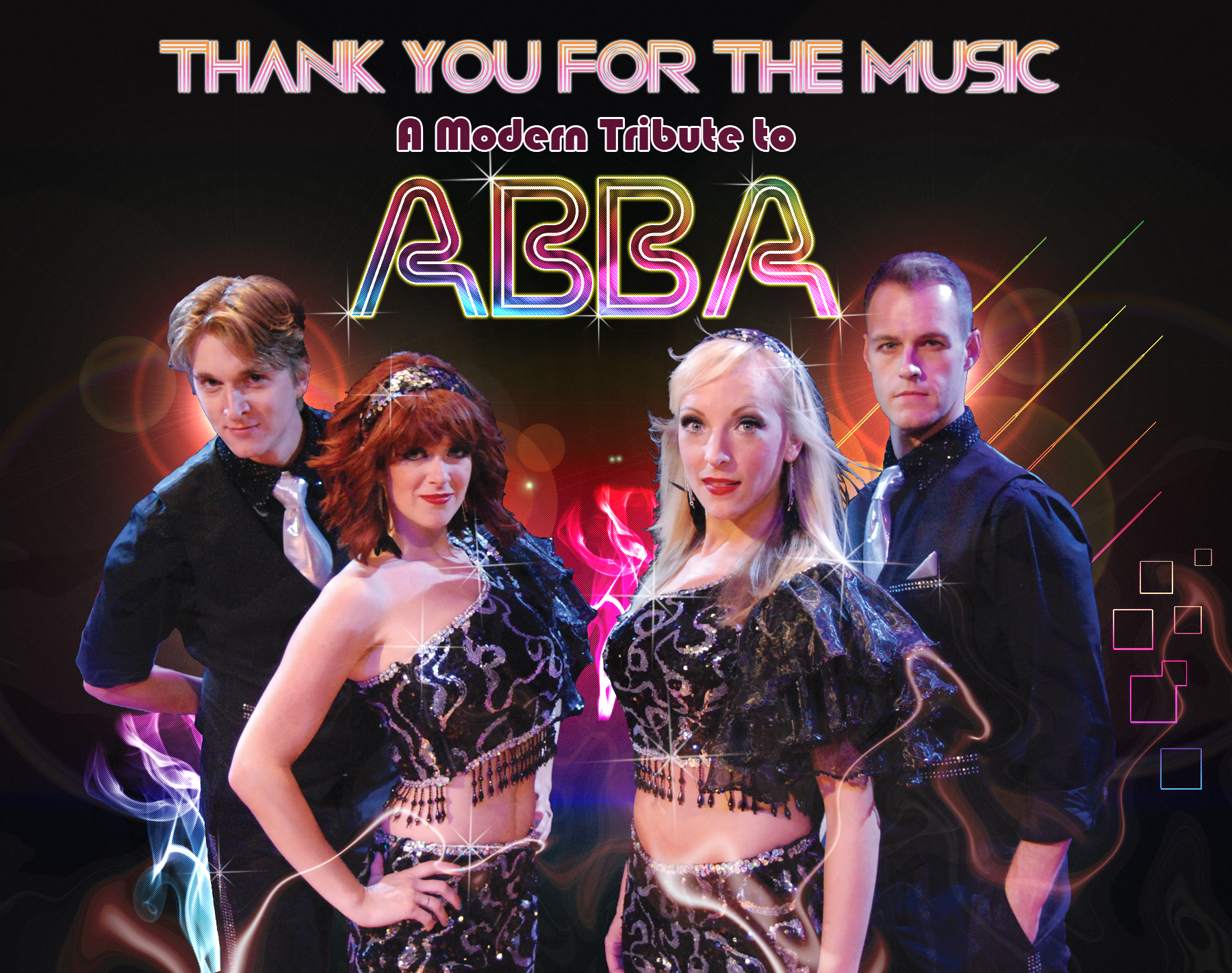 ABBA Tribute - Thank You for the Music, Branson MO Shows (0)