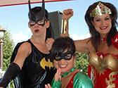 Super Heroes Show