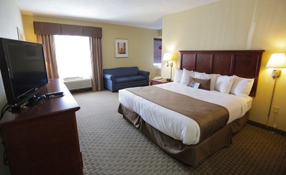 Barrington Hotel Amp Suites Branson Mo