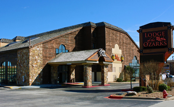 Lodge Of The Ozarks Branson Mo