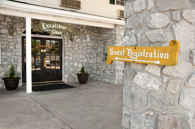 Stone Castle Hotel Branson Mo