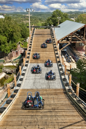 The Track Family Fun Parks Branson Shows Branson