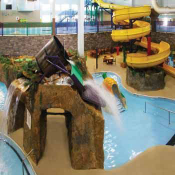 Castle Rock Resort Waterpark Branson Mo