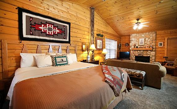 Thousand Hills Cabins Branson Mo