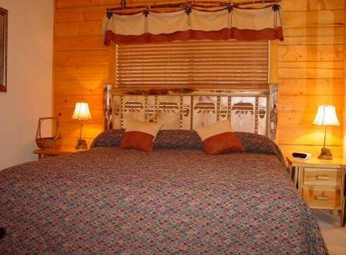 Thousand hills cabins branson mo for 7 bedroom cabins in branson mo