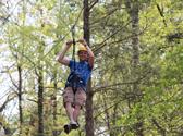 Branson Zipline at Wolfe Mtn