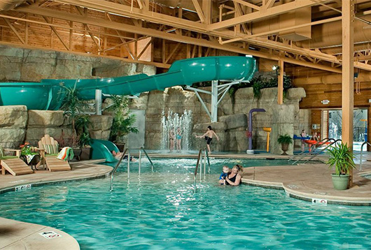 Welk Resort's Splash-A-Torium