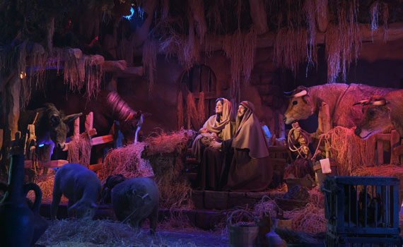 Miracle Of Christmas Behind The Scenes Tour Branson Mo